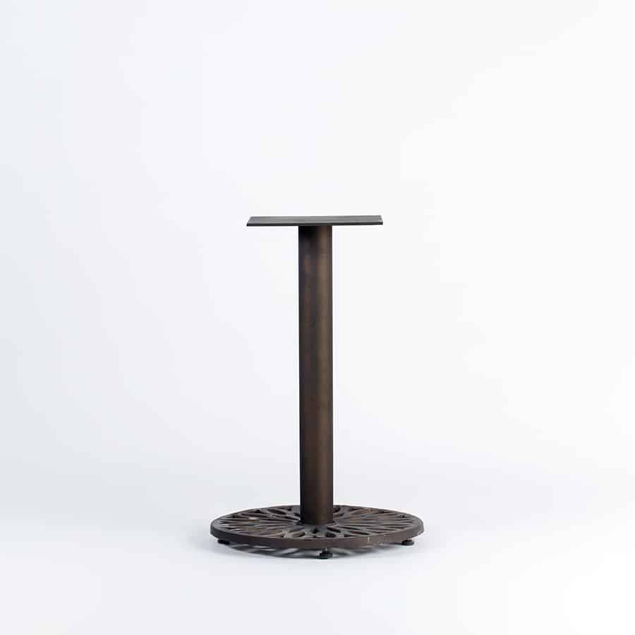 Restaurant Bar Metal Table Base Round Web