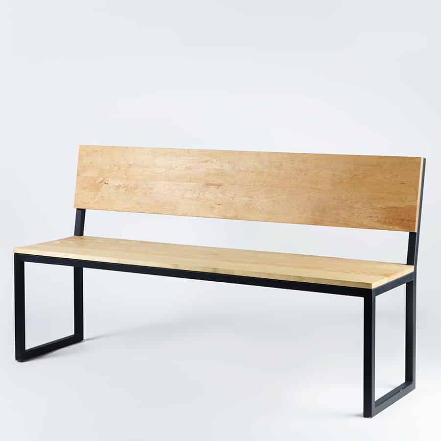Cool The Maverick Collection Bench Gmtry Best Dining Table And Chair Ideas Images Gmtryco