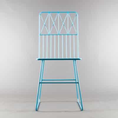 Restaurant Bar Metal Chair Catalina