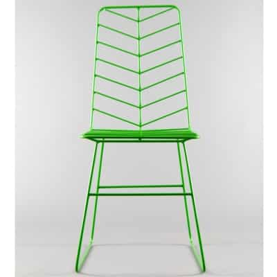 Restaurant Bar Metal Chair Manzano
