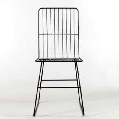 Restaurant Bar Metal Chair Monforte Sans