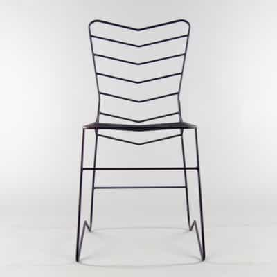 900x900 Patron Chair front