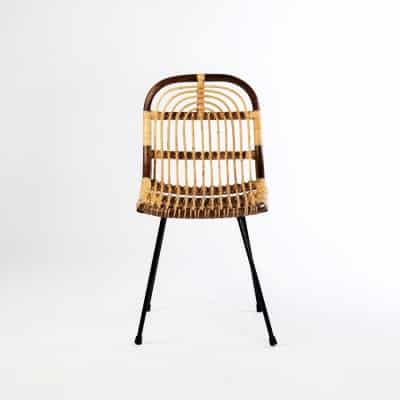 Restaurant Bar Rattan Chair